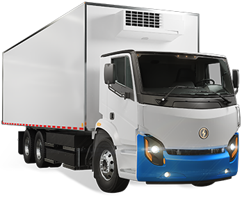 Lion - All-Electric, Zero-Emission Refrigerated truck | Lion Electric